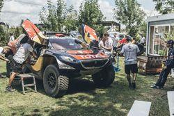 #321 Peugeot : Cyril Despres, David Castera