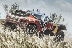 #303 Peugeot: Carlos Sainz, Lucas Cruz