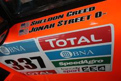 #337 Gordini: Sheldon Creed, Jonah Street