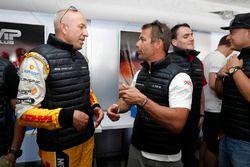 Tom Coronel, Chevrolet RML Cruze TC1, ROAL Motorsport ve Sébastien Loeb, Citroën C-Elysee WTCC, Citr