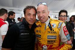 Tom Coronel, Chevrolet RML Cruze TC1, ROAL Motorsport and Stefano D'Aste, Chevrolet RML Cruze TC1, A