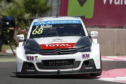 Yvan Muller, Citroën C-Elysee WTCC, Citroën World Touring Car team