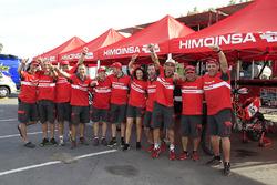 Área del equipo Himoinsa