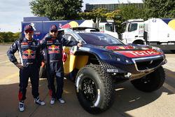Себастьен Лёб и Даниэль Элена, #314 Peugeot