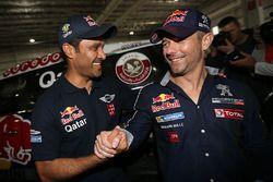 Nasser Al-Attiyah, Sébastien Loeb, Peugeot Sport
