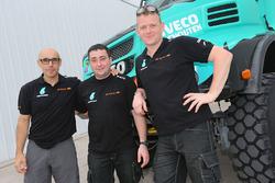 #501 Iveco : Gerard de Rooy, Moises Torrallardona, Darek Rodewald