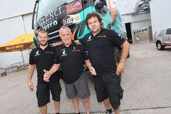 #518 Iveco: Pep Vila, Xavi Roqueta, Marc Torres
