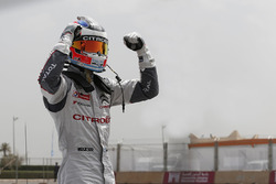 Polesitter: Jose Maria Lopez, Citroën C-Elysee WTCC, Citroën World Touring Car team