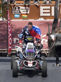 #264 Yamaha: Sergei Karyakin