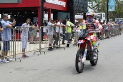 № 6 Honda: Хоан Барреда