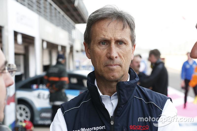 Roberto Ravaglia, team manager Roal Motorsport