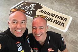 Tim Coronel ve Tom Coronel
