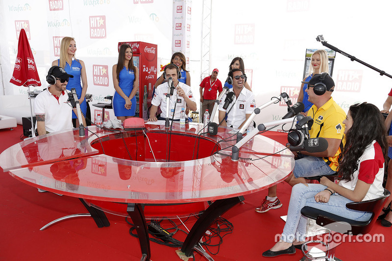 Mehdi Bennani, Citroën C-Elysee WTCC, Sébastien Loeb Racing, Rob Huff, Lada Vesta WTCC, Lada Sport R