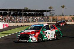 Меди Беннани, Citroën C-Elysee WTCC, Sébastien Loeb Racing