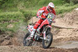 #62 KTM: Daniel Oliveras