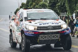 #322 Toyota: Marek Dabrowski, Jacek Czachor