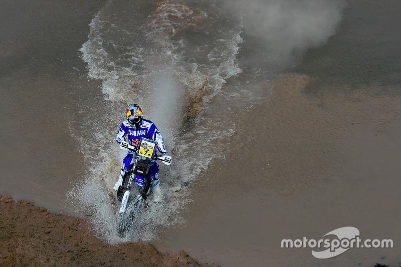9. #7 Yamaha: Helder Rodrigues