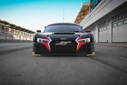 JBR Motorsport & Engineering presenta la sua Audi R8 LMS per la stagione 2016