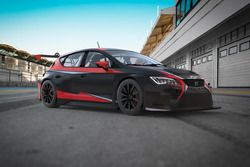 JBR Motorsport & Engineering presenting his Seat Leon TCR for the 2016 Season