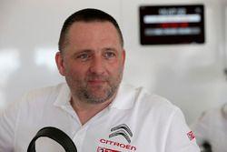Yves Matton, Citroën World Touring Car Takımı