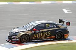 Стефано Д'Асте, Chevrolet RML Cruze TC1, ALL-INKL.COM Münnich Motorsport