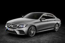 Mercedes-Benz E-Klasse 2016