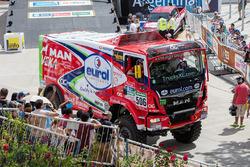 #506 Man: Hans Stacey, Serge Bruynkens, Jan van der Vaet