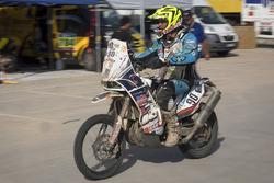 #90 KTM: Bruno Bony