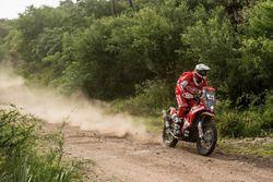 #92 KTM: Antonio Gimeno