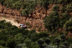 Сириль Депре и Давид Кастера, Peugeot 2008 DKR, Peugeot Sport