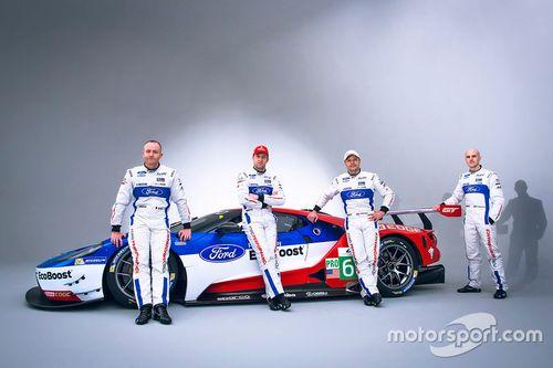 Ford Chip Ganassi Team UK