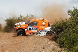 Ронан Шабо и Жиль Пийон, #316 Toyota