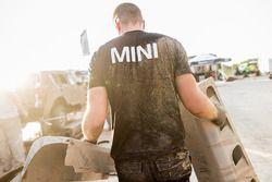 Mini X-Raid Takım üyesi