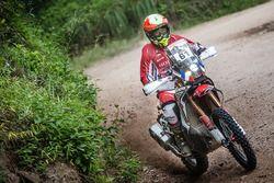 #61 Honda : Adrien Metge