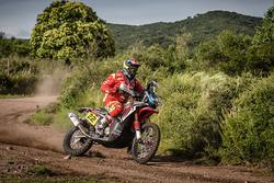 #22 Honda: Javier Pizzolito