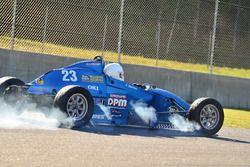 Charles Courtois, Charles Racing