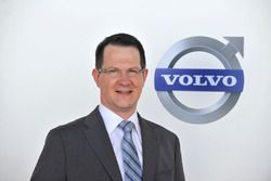 Thomas Müller, Volvo Vice President Electrical Systems Engineering