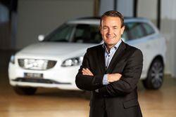 Klas Bendrik, Senior Vice President Volvo