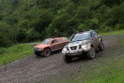 #336 Nissan : Jurgen Schroder, Daniel Schroder, #337 Gordini : Sheldon Creed, Jonah Street