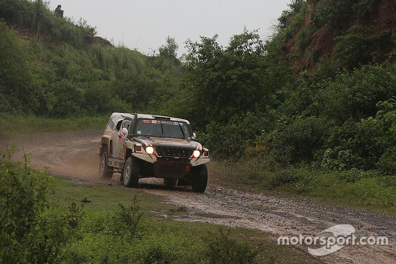 #326 Hummer: Miroslav Zapletal, Maciej Marton