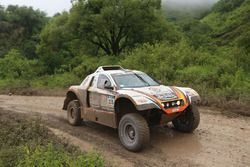 #341 Toyota: Patrick Sireyjol, François Béguin