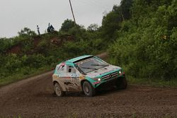 #339 Mercedes: Juan Silva, Tomislav Glavic