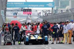 Putrajaya ePrix, griglia di partenza