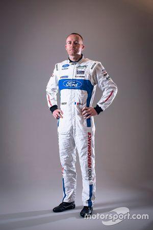 Olivier Pla, Chip Ganassi Racing