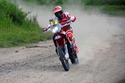 #2 Honda: Paulo Goncalves