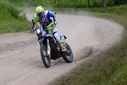 #20 Sherco : Alain Duclos