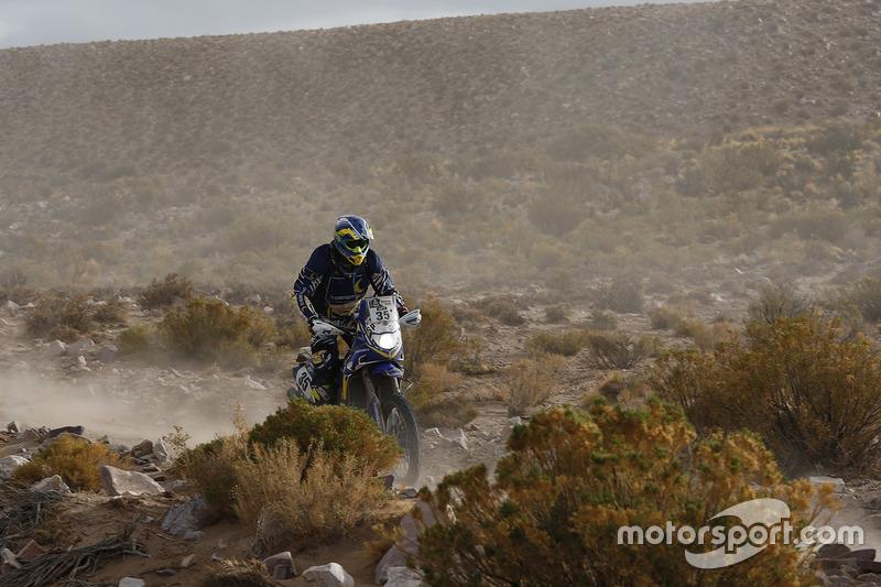 #35 Yamaha: Bruno da Costa