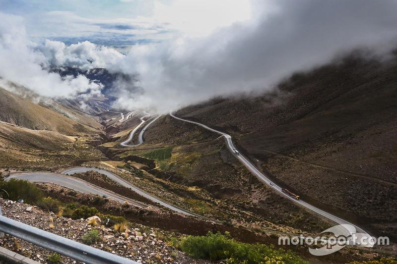 Etapa 10: 16 de enero, Salta – Belén 795 km (372 de especial)