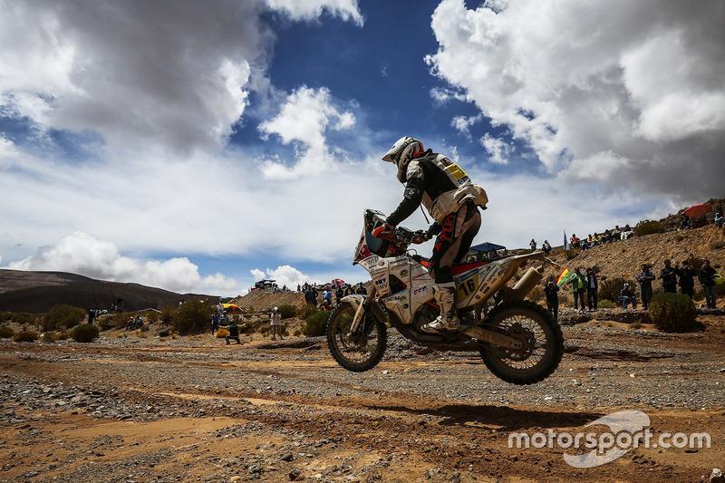 Иван Джейкс, #16 KTM