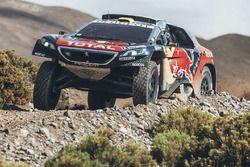 #302 Peugeot : Stéphane Peterhansel, Jean-Paul Cottret